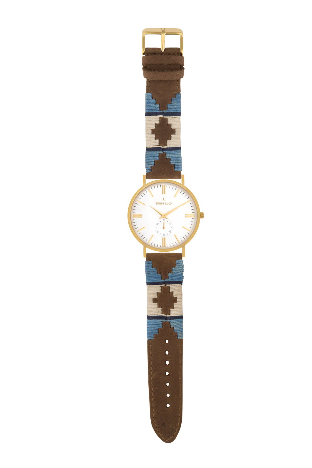 JL3 'London' Gold + Strap