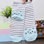 Cartoon Cat socks