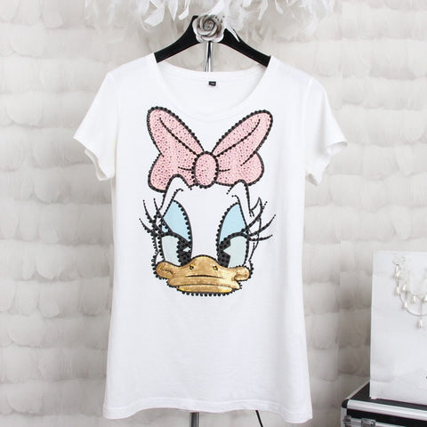 Different Cute Summer T-Shirts