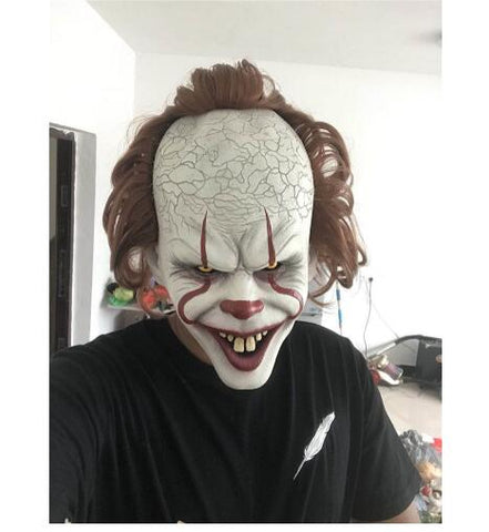 Stephen King's Pennywise Horror Clown Mask