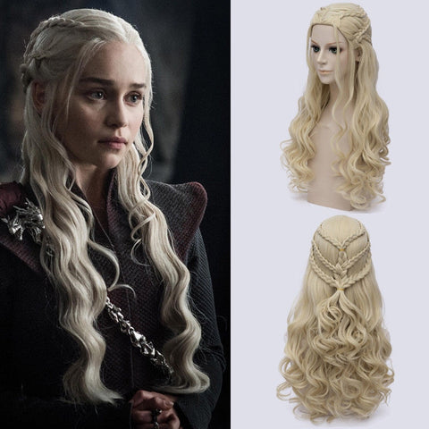 Game of Thrones Daenerys Targaryen Wig