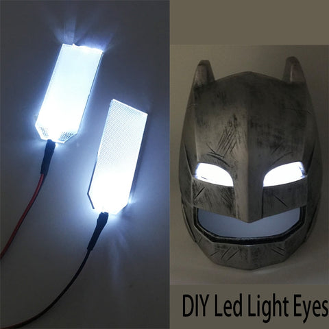 LED Light Eyes Kits FOR Iron Man Black Panther or Batman Helmet