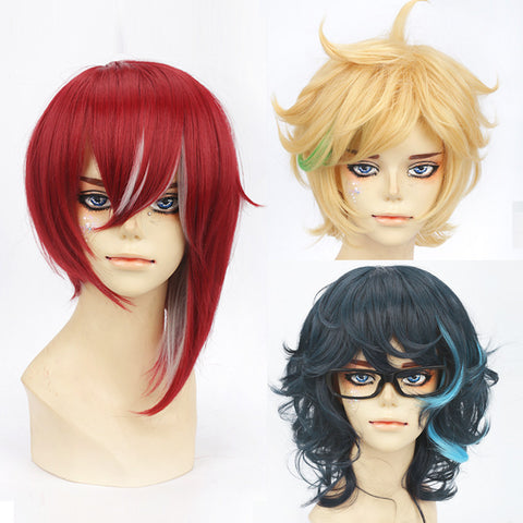 Different Cosplay Wigs