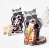 Animal Card for Candy Packaging