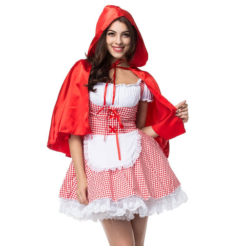 Sexy Little Red Riding Hood Costume