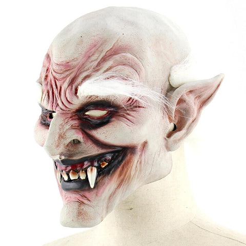 Old Demon Halloween Horror Mask