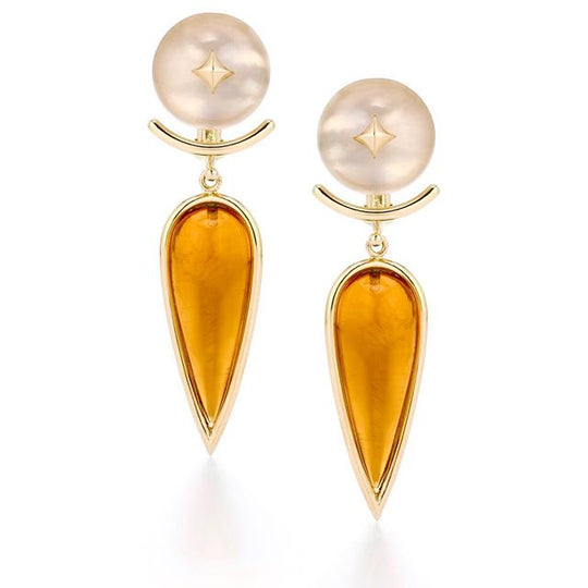 Chris Davies, Amphora Earrings