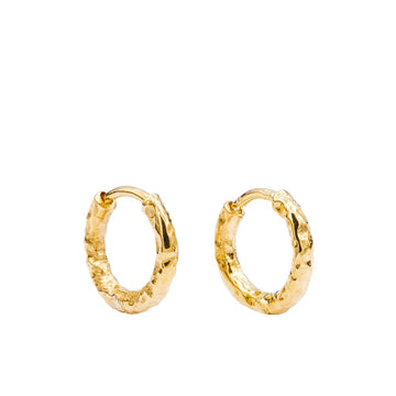 Micro Gabby Hoop Earrings