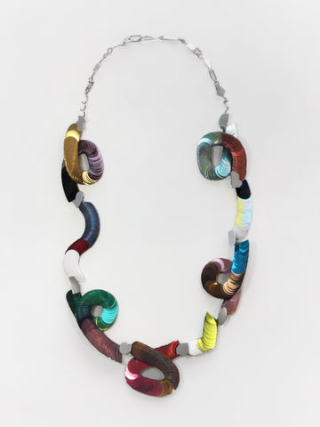 Utopia Palette Colorful Necklace
