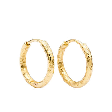 Petite Gabby Hoop Earrings