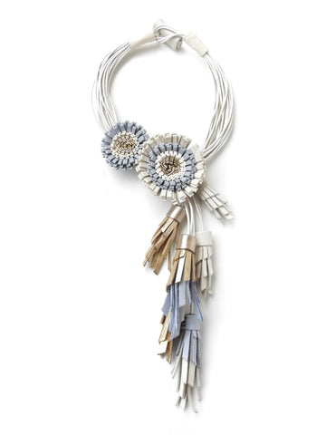 Blooming Wildflowers Necklace