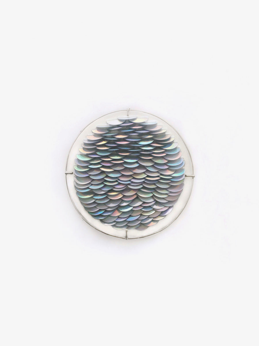 Utopia Palette Holographic Disc Brooch