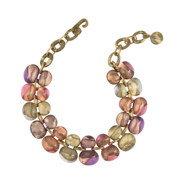 Andrea Necklace- Multi Pastel