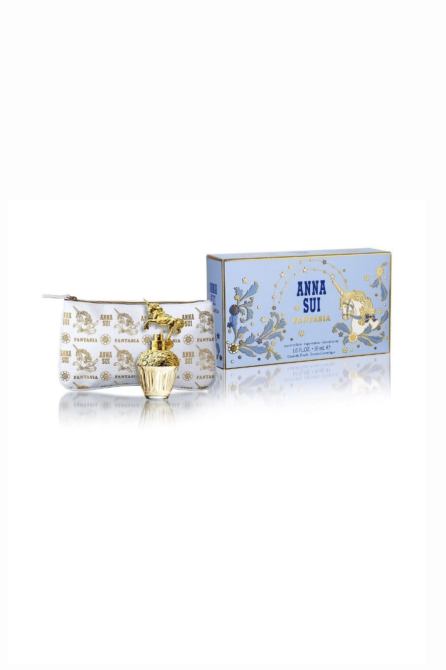 Anna Sui Fragrance: Fantasia Pouch Set