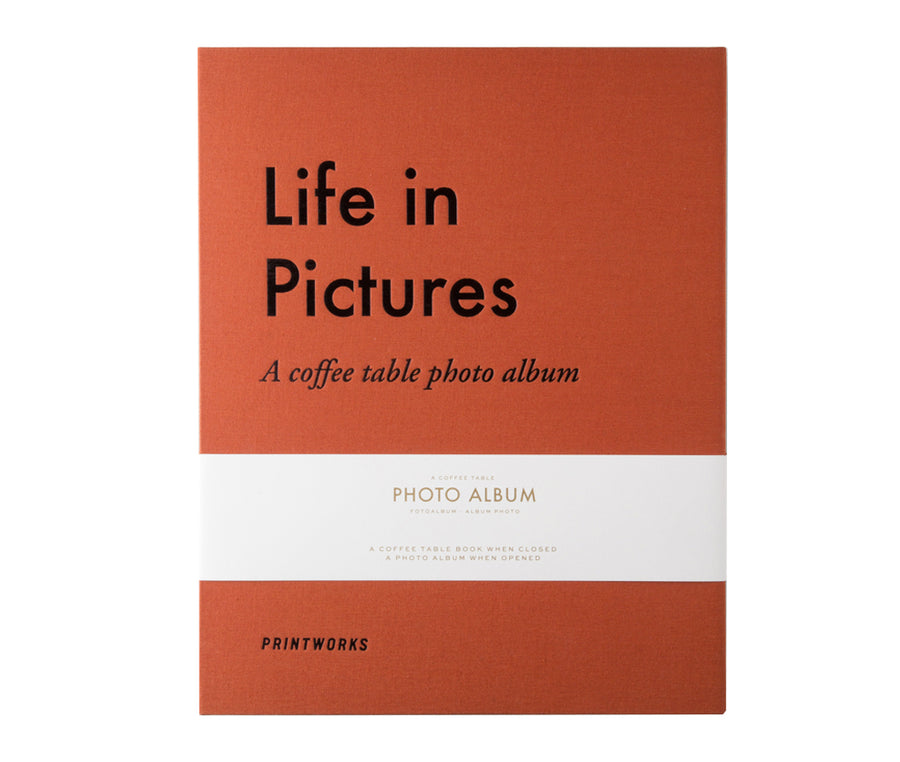 Life in Pictures Photo Album