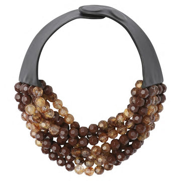 Honeycomb Bella Necklace