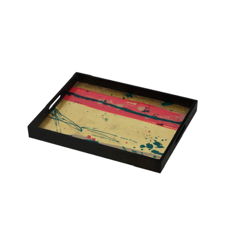 Abstract Study Tray