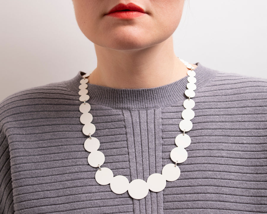 13 Piece Pearl Necklace