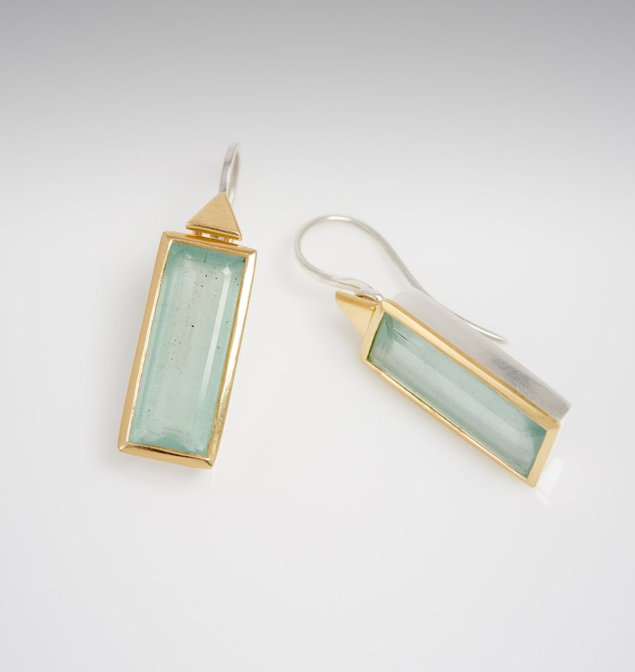 Aqua Sway Earrings