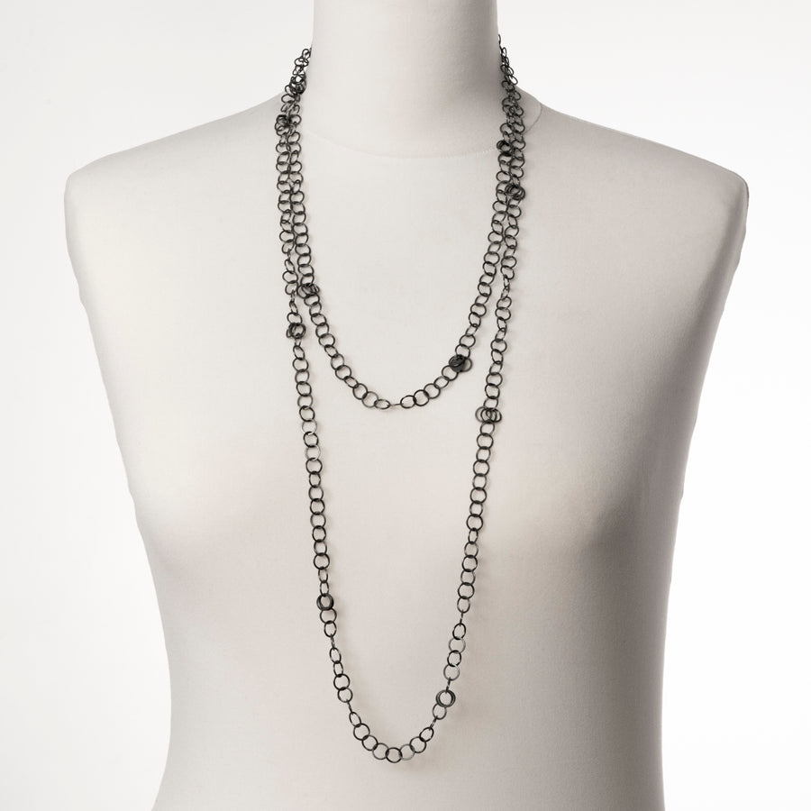 Aday Long Layering Necklace