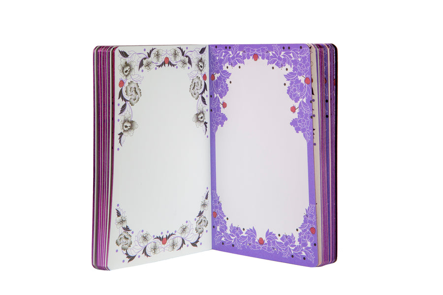 Anna Sui Flight of Fancy Journal