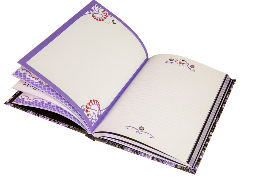 Anna Sui Calico Cabaret Journal