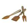Cheese Spreader Set - Gold