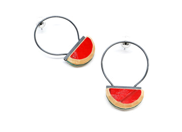Circle Front Hoops