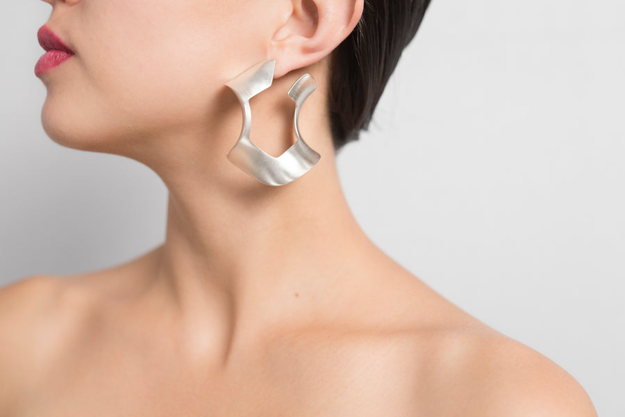 Candela Wave Earrings