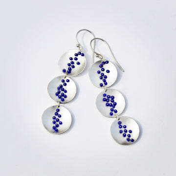 Sprinkle Cup Drop Earrings