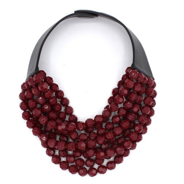 Cranberry Bella Necklace