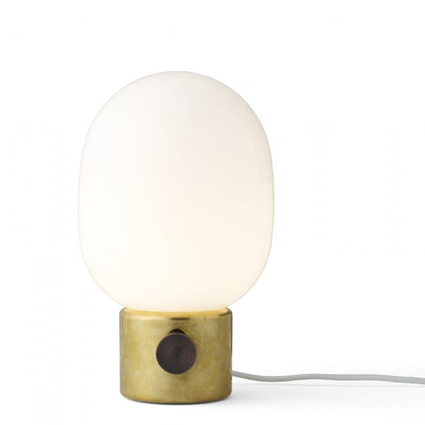 Polished Brass Lamp