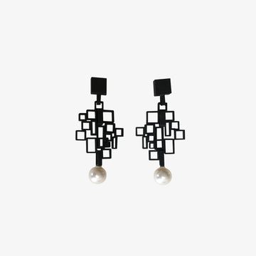 Pixel Earrings