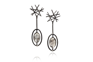 Scaffold Earrings