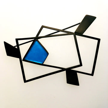 Geometry Brooch
