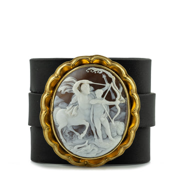 Education of Achilles Cameo Bracelet