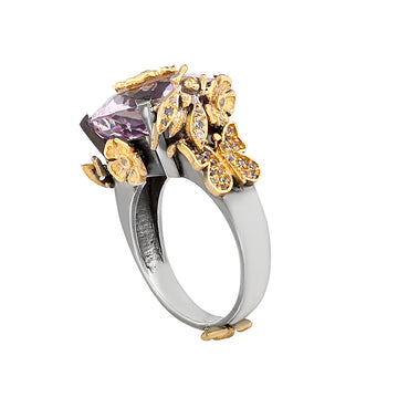 Dream Garden Primrose Ring