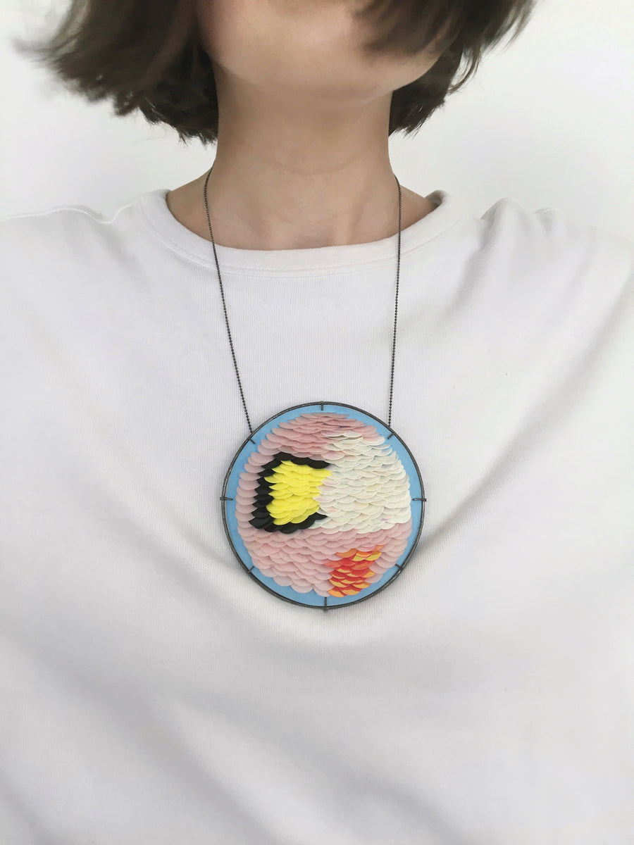Utopia Palette Earth Necklace
