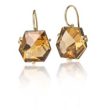 Faceted Earring