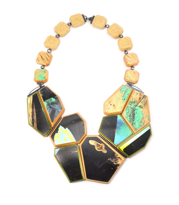 Foundation Collection Reversible Statement Necklace