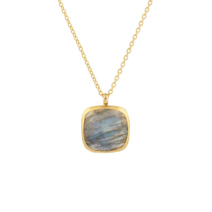 Elements One-of-a-Kind Labradorite Necklace