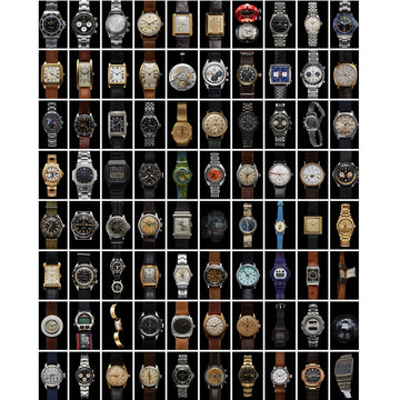 Iconic Watches Puzzle