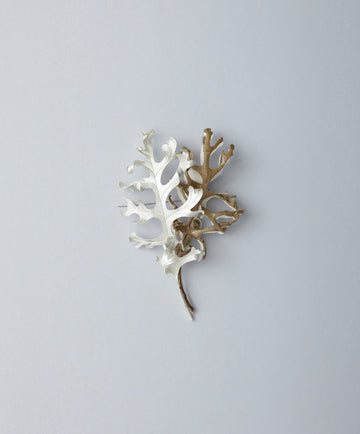 Newness: Reformation of Scattered Things Brooch