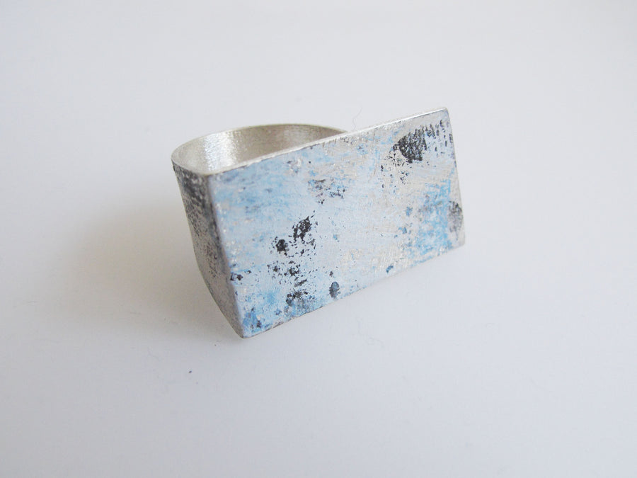 """CIRROCUMULUS"" Ring- Large"