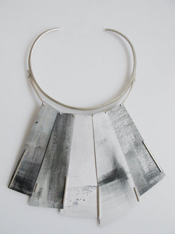 """FRAGMENTS OF A THOUGHT"" Necklace"