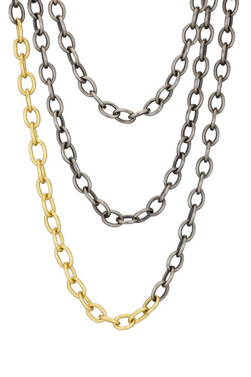 Mixed Metal Chains ($2,770-$5,300)