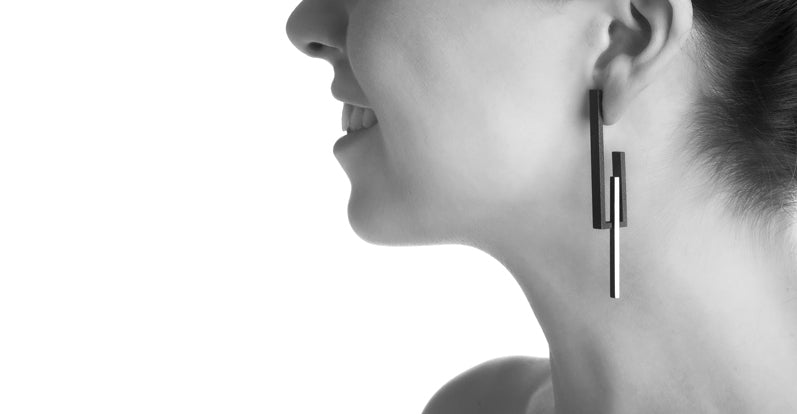 Zollverein Earrings 2