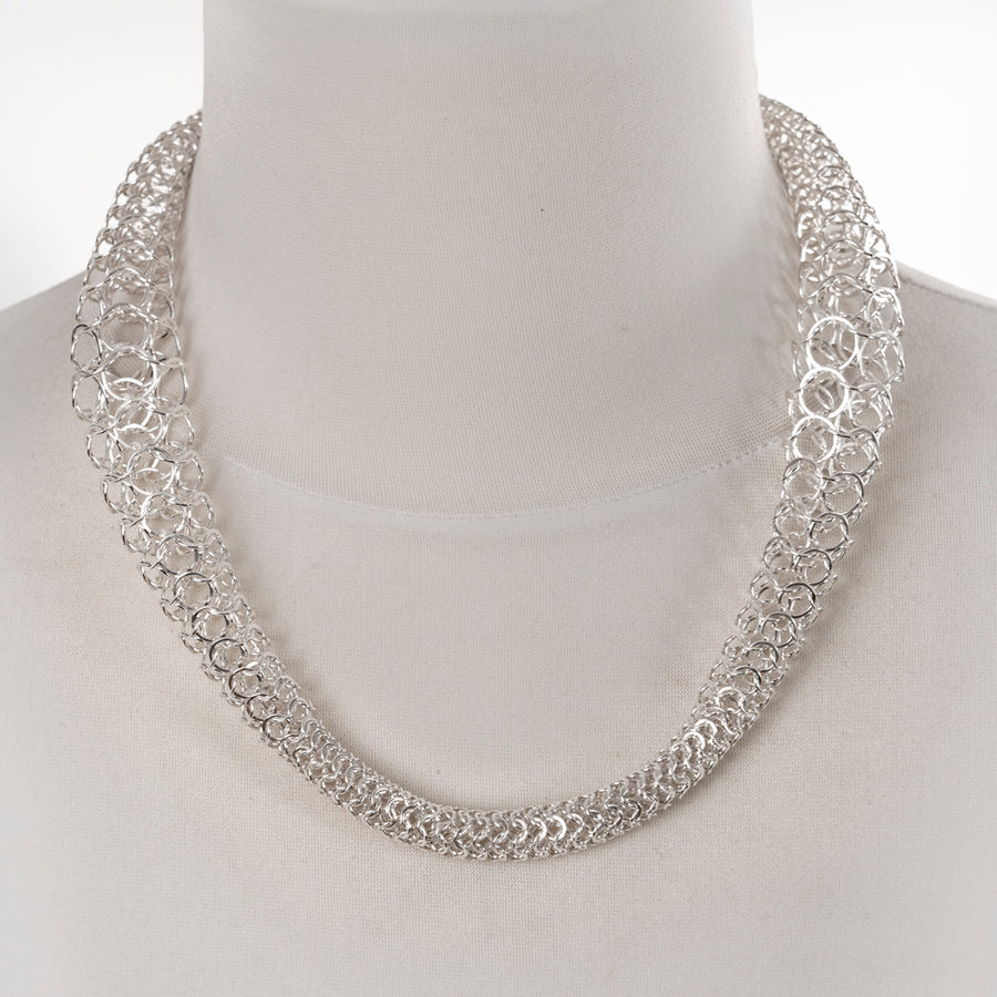Silver Imrie Necklace