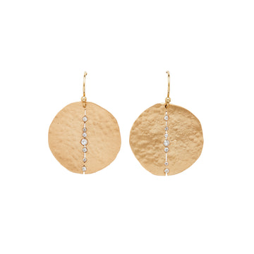 Orbit Bronze Earrings