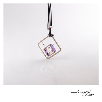 Homage To Mondrian Collection Necklace